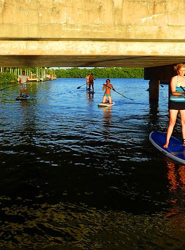 12_28_15 paddleboard tour Lido Key Sarasota FL   14