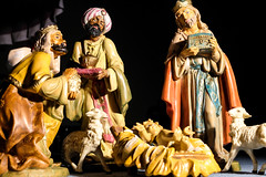 Feast of the Epiphany (Jeff Pioquinto, SJ) Tags: christmas ireland dublin feast jesus east crib manifestation revelation jesuits epiphany 3wisemen 3kings january6 tertianship