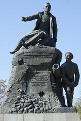 Monument to Admiral Kornilov (Altern) Tags: monument eos350d crimea sebastopol kornilov