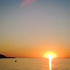 Bonagia Sunset: Ero giunta dove giunge chi sogna (GabiPix) Tags: tramonto sicily tuna trapani pascoli bonagia sunsetmood