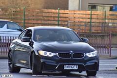 BMW M4 F82 Hamilton 2015 (seifracing) Tags: show cars scotland britain hamilton scottish voiture vehicles national bmw british m4 spotting strathclyde brigade 2015 f82 seifracing