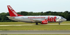 Jet2 G-CELR _MG_1866 (M0JRA) Tags: manchester flying airport aircraft jets planes jet2 gcelr