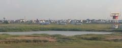 P1070879_DxO (SchoonbrodtB) Tags: airport cambodge cambodia kambodscha phnom penh avions camboya aricraft pnh kampucha