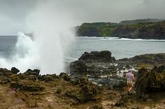 Kaboom! (seanexmachina) Tags: hawaii maui nakaleleblowhole