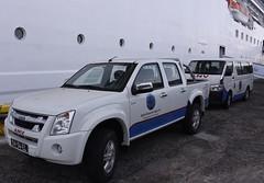 Isuzu D-Max LS Double Cab Ute (D70) Tags: island cab double ute ls isuzu capeverde mindelo sovicente dmax