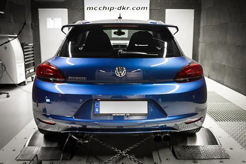 Volkswagen Scirocco от Mcchip-DKR