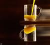 Juice Gravity (Otd 7 // Photography) Tags: wood morning orange reflection breakfast mirror jus pov juice creative indoor philosophy reflet gravity miroir pensée bois petit réveil matin déjeuner philosophie gravité