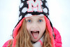 SNOW! (Shannon Tompkins) Tags: winter white snow girl hat canon outside kentucky ky daughter 100mm louisville 6d