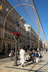 Calle Marqus de Larios (Landahlauts) Tags: andalucia costadelsol andalusia andalusien malaga andalousie malaka andalusie andaluzia andalusi  andaluzja andaluzio  xpro1   endls   endulus malaq     comarcametropolitanademalaga andalouzia andalusiya  fujifilmxpro1 nf