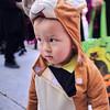Halloween parade monkey