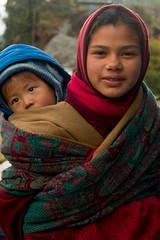 The young warrior (Pooja Pant) Tags: nepal mountains beautiful trek abc annapurna annapurnabasecamp macchapuchre