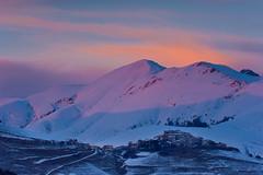 Wonder Castelluccio Stage III (luca_pictures) Tags: tramonto nuvole cielo neve inverno colori ghiaccio silenzio paesino vettore castellucciodinorcia parconazionaledeimontisibillini