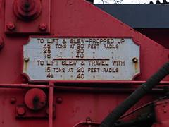 Crane b (Jecurb) Tags: grosmont nymr northyorksmoors eskvalley