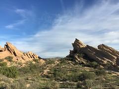 IMG_3584 (lnewman333) Tags: park sky clouds rocks socal southerncalifornia santaclarita vasquezrocks losangelescounty aguadulcecanyon