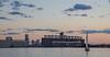 Duluth Harbor Basin Sunset (Tony Webster) Tags: sunset minnesota sailboat golden harbor industrial unitedstates grain mn duluth lakesuperior harborfront harbordrive ricespoint bayfrontfestivalpark northernsection harborbasin duluthharborbasin arenawaterfrontpark