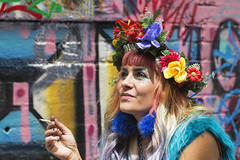 Mimby Jones Robinson 2016-02-13 (_MG_0572) (ajhaysom) Tags: streetart portraits graffiti australia melbourne canon24105l rutledgelane canoneos6d mimby mimbyjonesrobinson