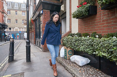20160126-11-09-20-DSC03168 (fitzrovialitter) Tags: street urban london girl westminster trash garbage fitzrovia none camden soho streetphotography litter jeans bloomsbury rubbish environment mayfair westend flytipping dumping cityoflondon marylebone captureone peterfoster fitzrovialitter followthisroute