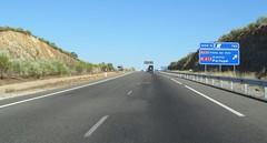 A-66-21 (European Roads) Tags: de la sevilla andaluca spain plata andalusia alto venta santiponce autova a66 gerena algaba