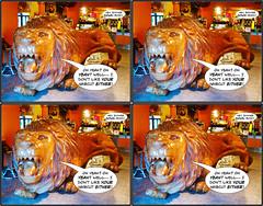 5469750539_85258cfd0e_o (qpkarl) Tags: stereoscopic stereogram stereophoto stereophotography 3d stereo stereoview stereograph stereography stereoscope stereoscopy stereographic speechbubbles