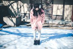 DSC_7848 (Ivan KT) Tags: light shadow portrait woman snow art girl photography lotus taiwan exhibition sight conceptual backlighting