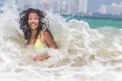 Sonrisa (raba0525) Tags: sexy beach model cartagena sexi