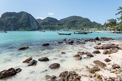 Ko Phi Phi Don (Xaypp) Tags: sea sun beach plage thailande