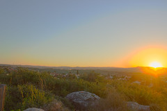 HDR2 (Amit_shmulevitch) Tags: sky sun warm quiet wind outdoor rise
