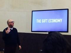 The Gift Economy (shareski) Tags: dean presentation discoveryed