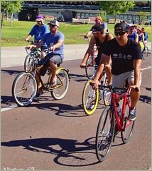 4312 (AJVaughn.com) Tags: park new arizona people beach beer colors bike bicycle sport alan brewing de james tour belgium bright cosplay outdoor fat parade bicycles vehicle athlete vaughn tempe 2014 custome ajvaughn