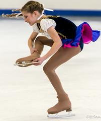 DSC_2597 (Sam 8899) Tags: color ice beauty sport championship model competition littlegirl figureskating