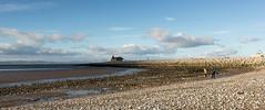 View to Stone Jetty on Morecambe Bay (kenemm99) Tags: winter beach canon pier jetty shore morecambebay 5dmk3