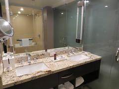 Jimbobs room at The Aria (with a stinky moldy smell) - part 1 (jimbob_malone) Tags: unitedstates lasvegas nevada 2015