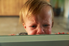 Please Don't Go... (Michael Angelo 77) Tags: portrait girl toddler crying emotional