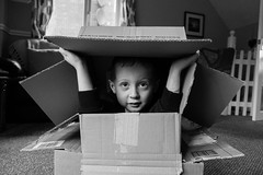 5 years old and hes still in a box - DSC00286 (s0ulsurfing) Tags: bw mono box sony william february black white 2016 s0ulsurfing rx100 rx100mk4