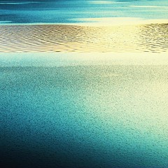 Flowing Days (eterem) Tags: winter light sunlight lake ice water square peace artistic fineart peaceful silence serene