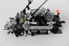 Thoughts_2 (TH3_J03Y_G) Tags: road bridge shadow urban broken lego thoughts sniper sector access custom wanderer slums minifigure apoc moc postapocalyptic