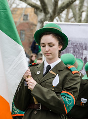 Cummins School Tribute to the Women of 1916