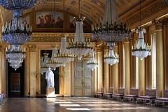 Galerie de bal  Compigne (frediquessy) Tags: danse galerie empire chteau bal napolon compigne noclassicisme