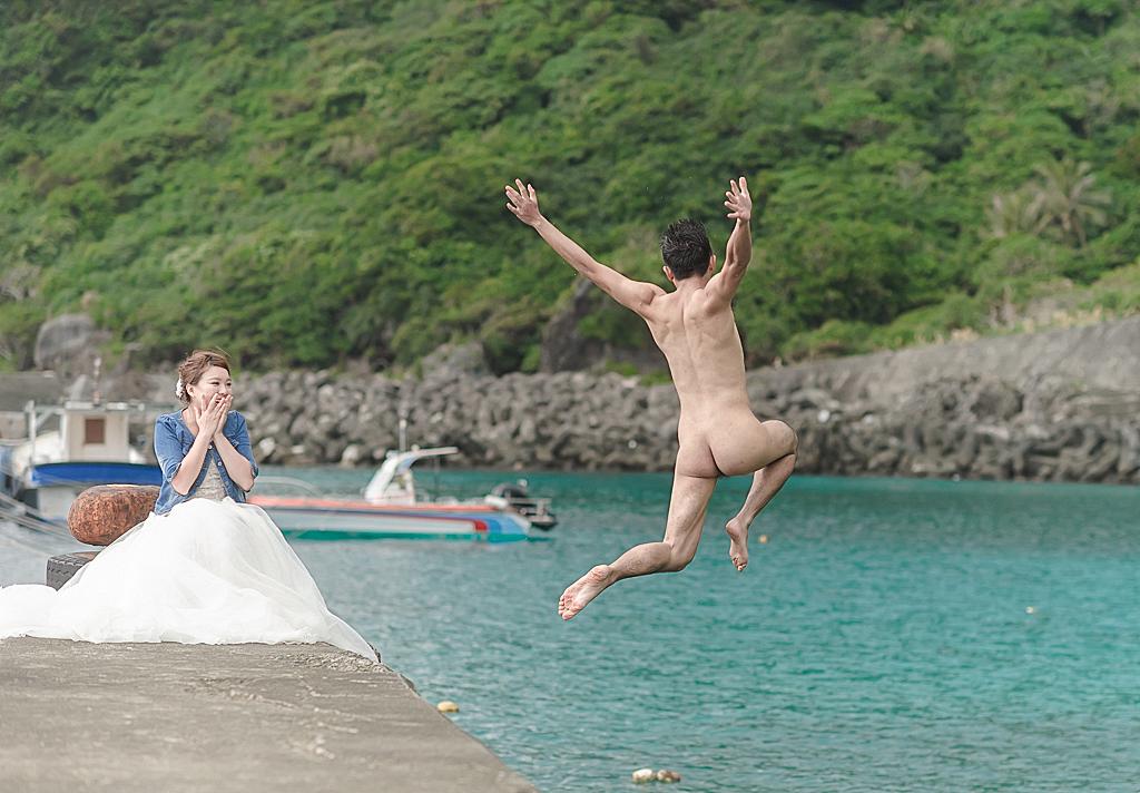 蘭嶼 婚紗