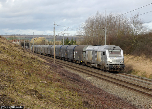 CFL Cargo 75105, Arrancy-sur-Crusne 07.02.2016