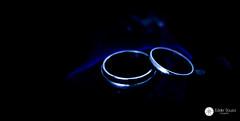 Envolto Fogo Azul. (Eddie Souza) Tags: wedding fire casamento fogo noivado aliana alliancefire