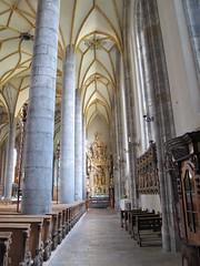 2012 08 25 Austria - Tirolo - Schwaz - Pfarrkirche Unserer Lieben Frau - Parrocchiale di Nostra Signora_1919 (Kapo Konga) Tags: austria chiesa cattedrale tirolo schwaz stadtpfarrkirche