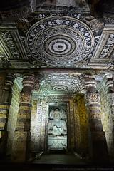 PERFECTION, 2000 YEARS BACK (GOPAN G. NAIR [ GOPS Photography ]) Tags: india tourism photography tour buddha buddhist caves ajanta gops gopan monumnets gopsorg gopangnair gopsphotography
