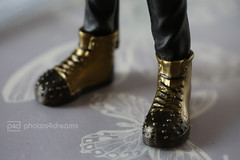 the art of shoe / male (photos4dreams) Tags: theartofshoep4d nushuzp4d monsterhigh shoe shoes schuh schuhe p4d photos4dreams photos4dreamz ooak oneofakind design thisismydesign upgrade dolldesigner custom repaint