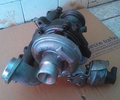 Turbina VW Amarok (Marcos Turbo) Tags: garrett turbina conserto conjuntocentral turbovwamarok