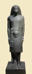 Statue of Aanen, a priest of Amon, New Kingdom, 18th Dynasty, 1390-1353 BC /   ,   ,  , VIII , 1390 - 1353 . . . (SanctusBulgaria) Tags: egyptianart egyptiansculpture   priestofamon