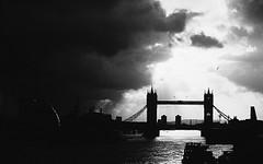 57446860 (abby.lewis74) Tags: city travel bridge sky blackandwhite cloud storm black weather horizontal river landscape outdoors photography twilight nopeople copyspace vacations southeastengland londonengland flowingwater capitalcities nonurbanscene cd145 numberofpeople photovolumes 57446860jpg
