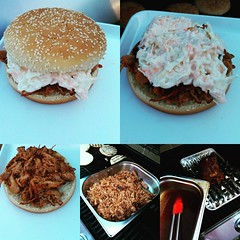 "#HummerCatering #pulledpork #pulledporkburger #Burger #Grill #amerikan #BBQ #Catering after 2 #days http://goo.gl/Dpl32W • <a style=""font-size:0.8em;"" href=""http://www.flickr.com/photos/69233503@N08/25772163904/"" target=""_blank"">View on Flickr</a>"