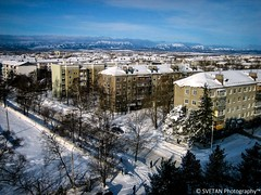 CITY UNDER THE SNOW (RUSSIANTEXAN) Tags: winter panorama snow architecture island photography energy russia shell gas oil blocks upstream cccp expat sakhalin yuzhno anvar сахалин seic khodzhaev svetan pafific