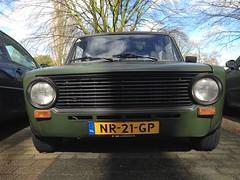 Lada 1200S (Trabantje601) Tags: communist 1200 russian lada ussr 1200s nr21gp